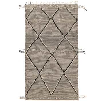Image of 6' 6 x 11' 9 Moroccan Rug