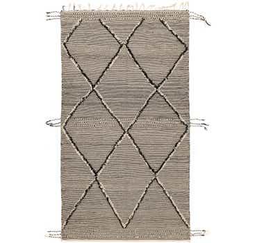 Image of 6' 6 x 11' 9 Moroccan Rug