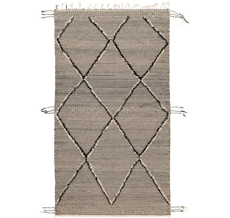 6' 6 x 11' 9 Moroccan Rug