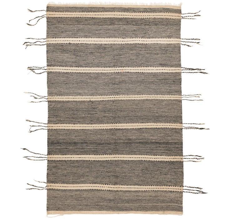 5' 3 x 9' 9 Moroccan Rug