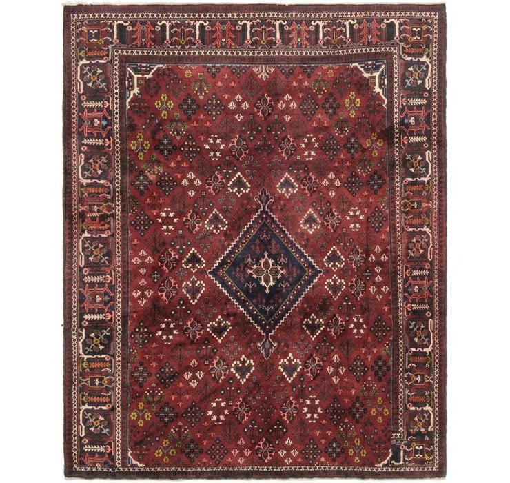 225cm x 282cm Maymeh Persian Rug