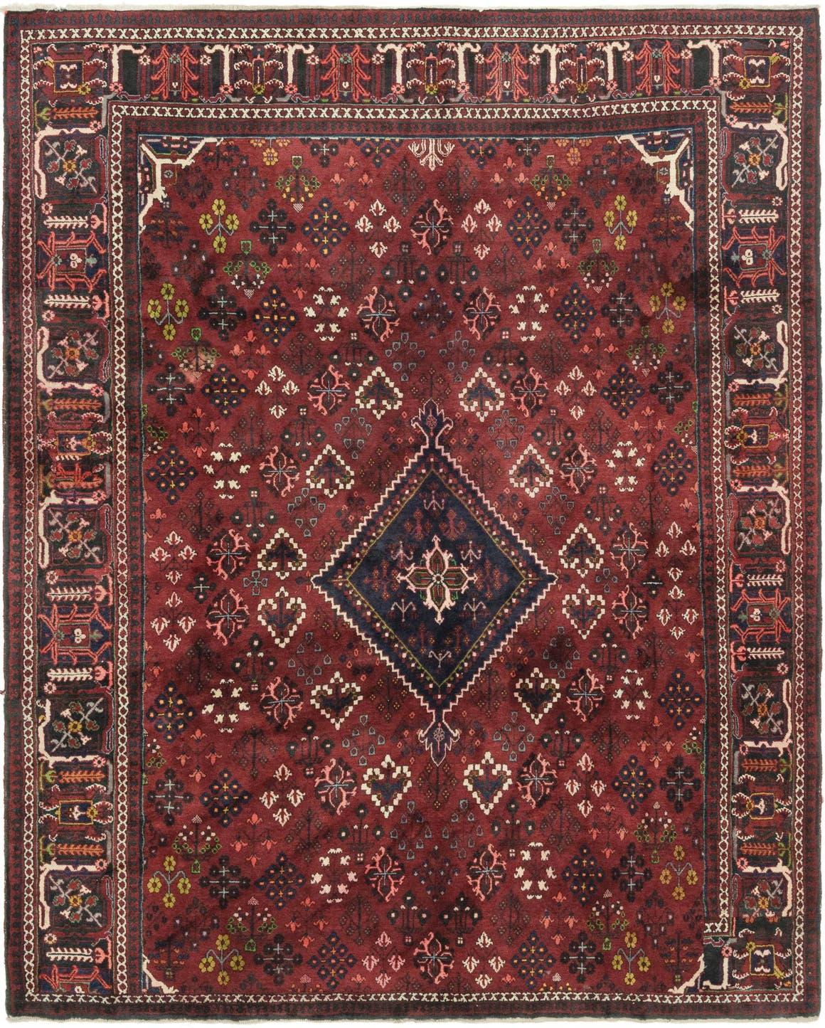 7' 4 x 9' 3 Maymeh Persian Rug main image