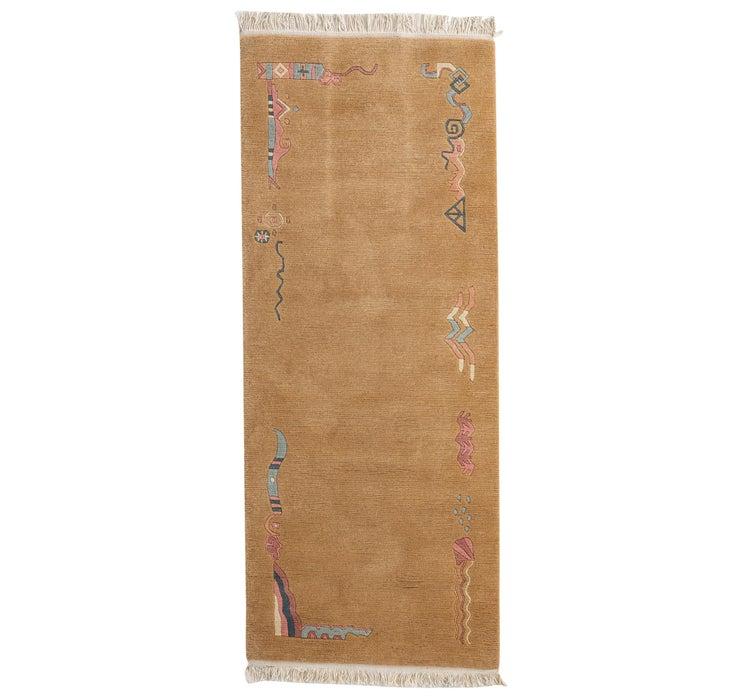 80cm x 198cm Nepal Runner Rug