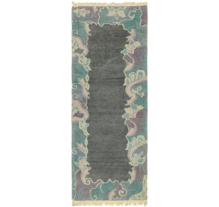 70cm x 198cm Nepal Runner Rug