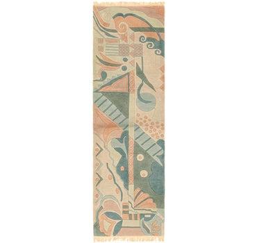2' 10 x 9' 7 Nepal Runner Rug main image