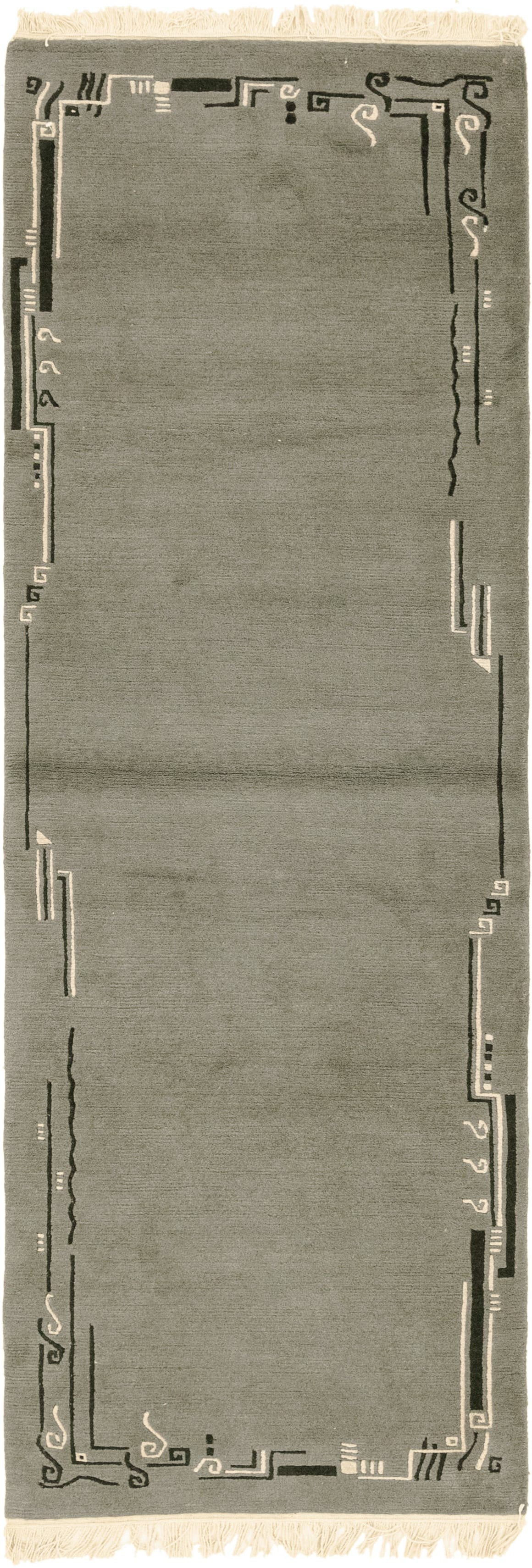 2' 8 x 8' 2 Nepal Runner Rug main image