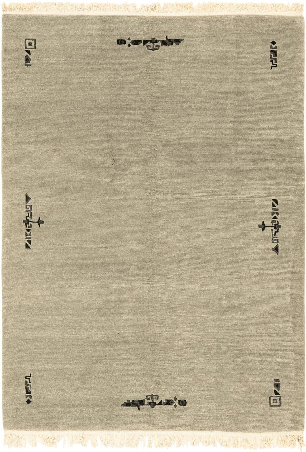 4' 8 x 6' 7 Nepal Rug main image