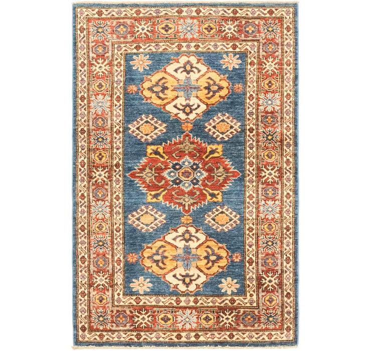 95cm x 140cm Kazak Oriental Rug