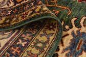 5' 11 x 6' 2 Kazak Oriental Square Rug thumbnail