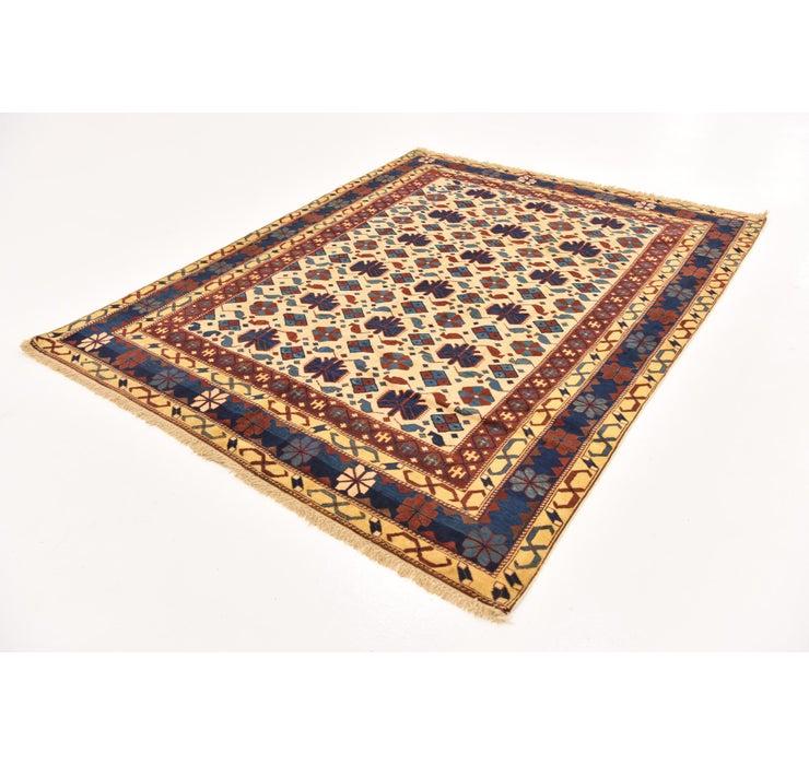 178cm x 225cm Shirvan Persian Rug