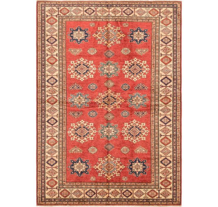 173cm x 245cm Kazak Oriental Rug