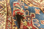 122cm x 183cm Kazak Oriental Rug thumbnail image 11