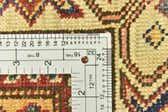 122cm x 183cm Kazak Oriental Rug thumbnail image 12