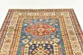 122cm x 183cm Kazak Oriental Rug thumbnail image 4