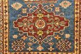 122cm x 183cm Kazak Oriental Rug thumbnail image 5