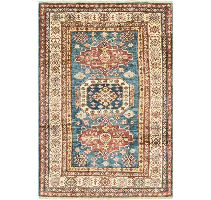 122cm x 183cm Kazak Oriental Rug