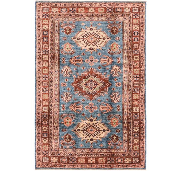 3' 11 x 5' 11 Kazak Oriental Rug