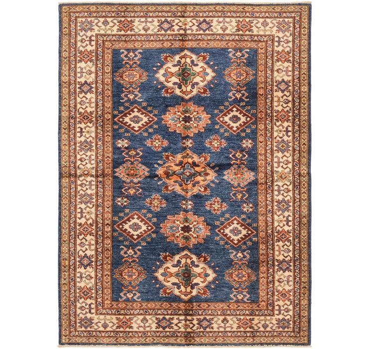 4' 3 x 5' 9 Kazak Oriental Rug