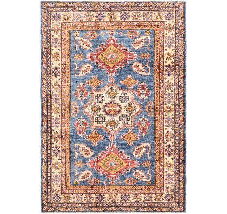 4' 1 x 6' 1 Kazak Oriental Rug