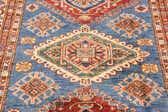 3' 11 x 6' 3 Kazak Oriental Rug thumbnail