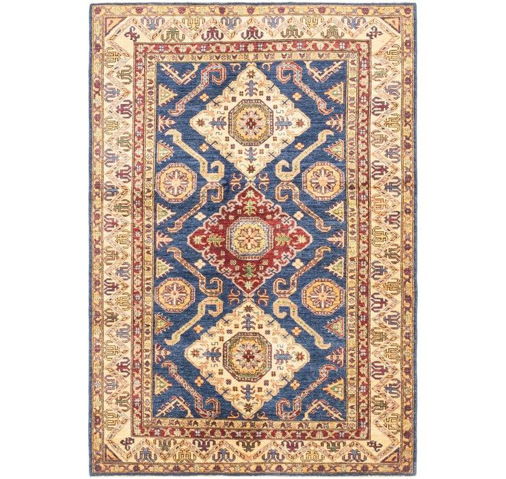 4' 11 x 7' Kazak Oriental Rug