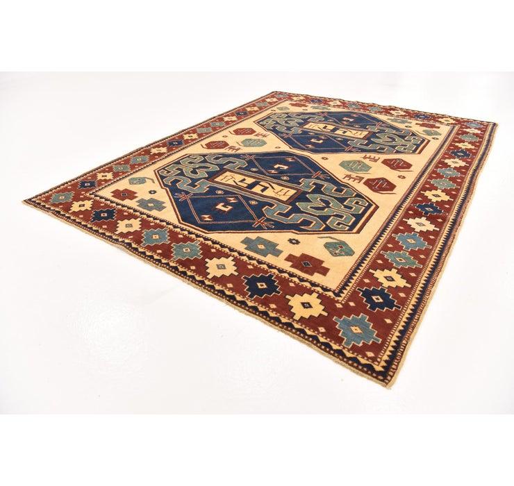 152cm x 190cm Shirvan Persian Rug