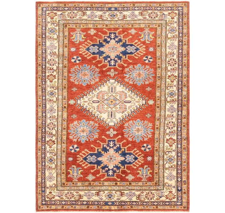 142cm x 200cm Kazak Oriental Rug