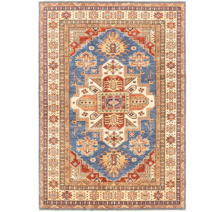150cm x 210cm Kazak Oriental Rug