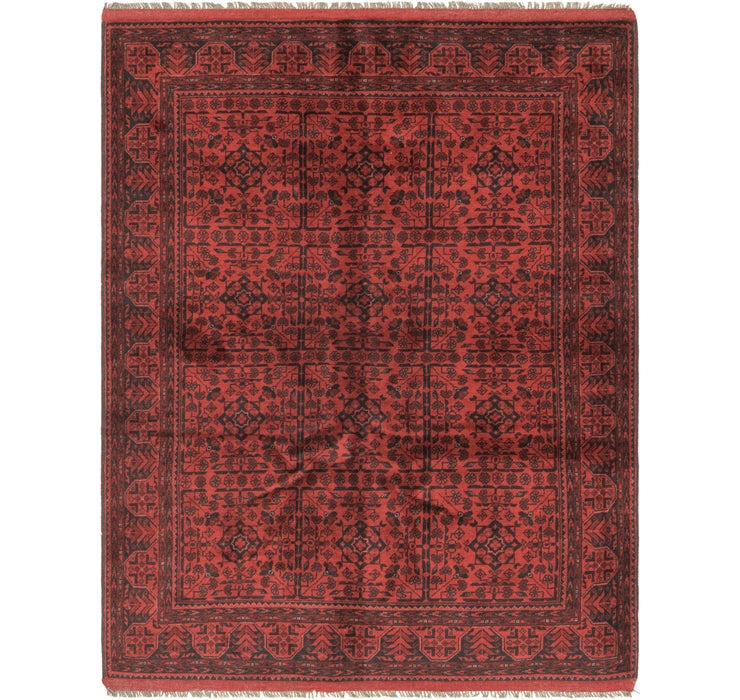 Image of 152cm x 195cm Khal Mohammadi Rug