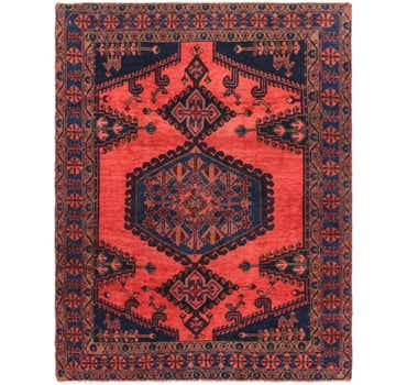 Image of 5' 3 x 6' 10 Viss Persian Rug