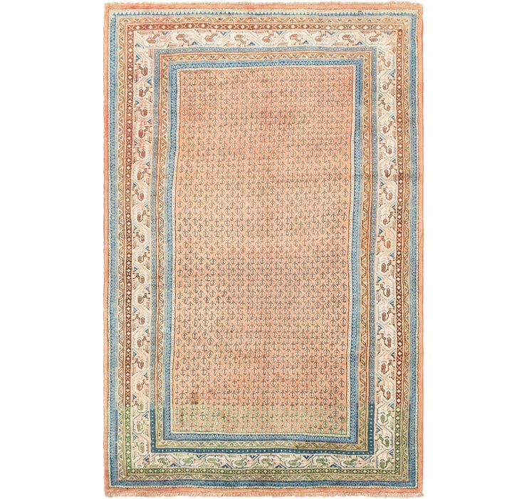6' 9 x 10' 4 Botemir Persian Rug