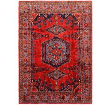 7' 8 x 11' Viss Persian Rug main image