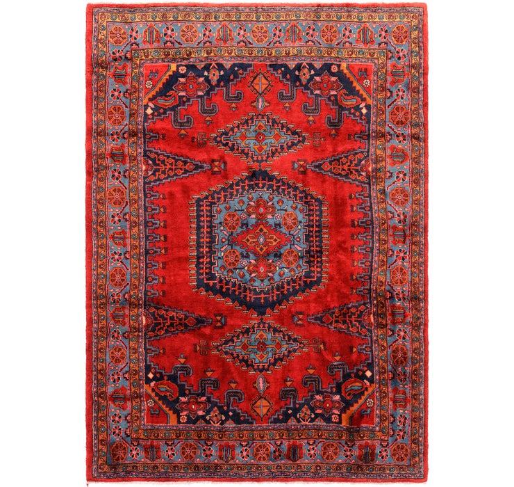 7' 8 x 11' Viss Persian Rug