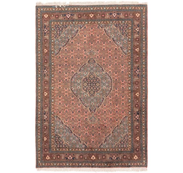 6' 5 x 9' 5 Zanjan Persian Rug