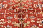 173cm x 225cm Kazak Oriental Rug thumbnail image 5