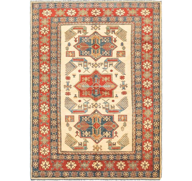 5' 11 x 8' 1 Kazak Oriental Rug