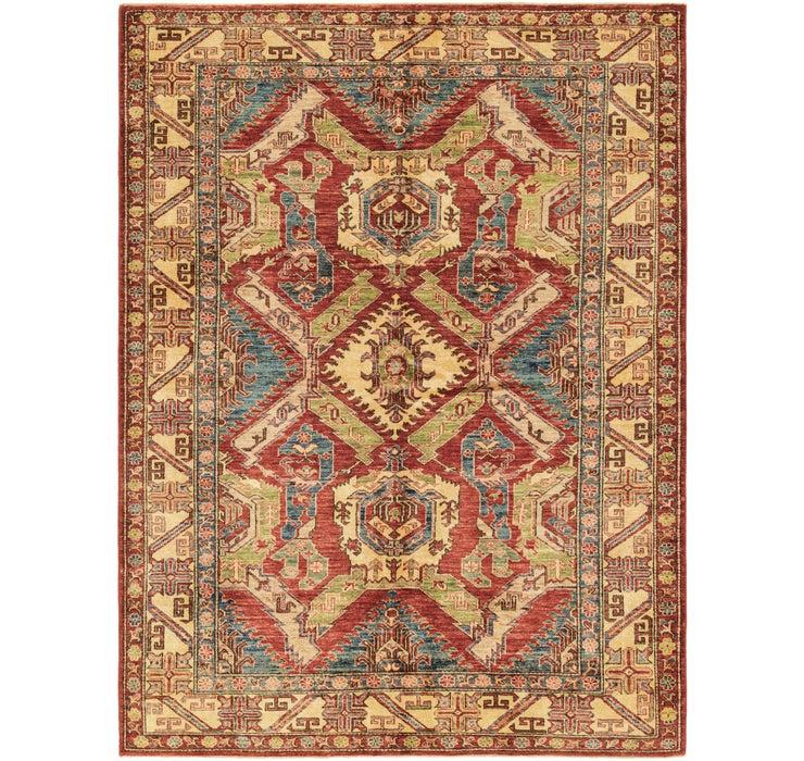 6' x 8' Kazak Oriental Rug