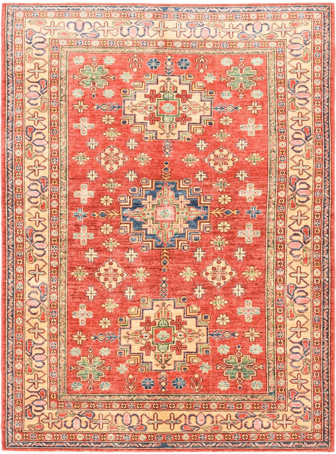 5' 9 x 7' 9 Kazak Oriental Rug main image