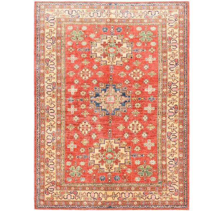 Image of 5' 9 x 7' 9 Kazak Oriental Rug