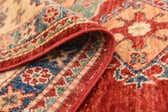 163cm x 245cm Kazak Oriental Rug thumbnail