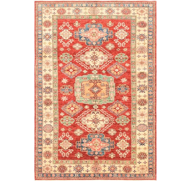 Image of 5' 4 x 8' Kazak Oriental Rug