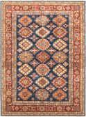 5' 10 x 7' 11 Kazak Oriental Rug thumbnail