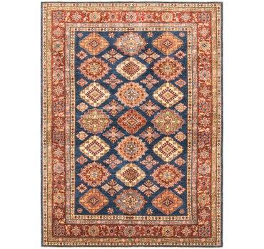 5' 10 x 7' 11 Kazak Oriental Rug main image