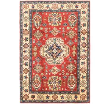 Image of 6' 2 x 9' 1 Kazak Rug