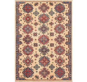 6' 2 x 8' 10 Kazak Rug main image