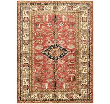 Image of 6' x 8' Kazak Rug