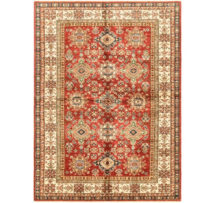 173cm x 235cm Kazak Oriental Rug