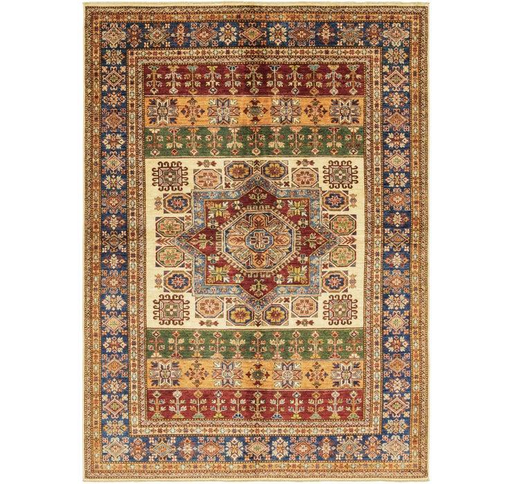 183cm x 245cm Kazak Oriental Rug