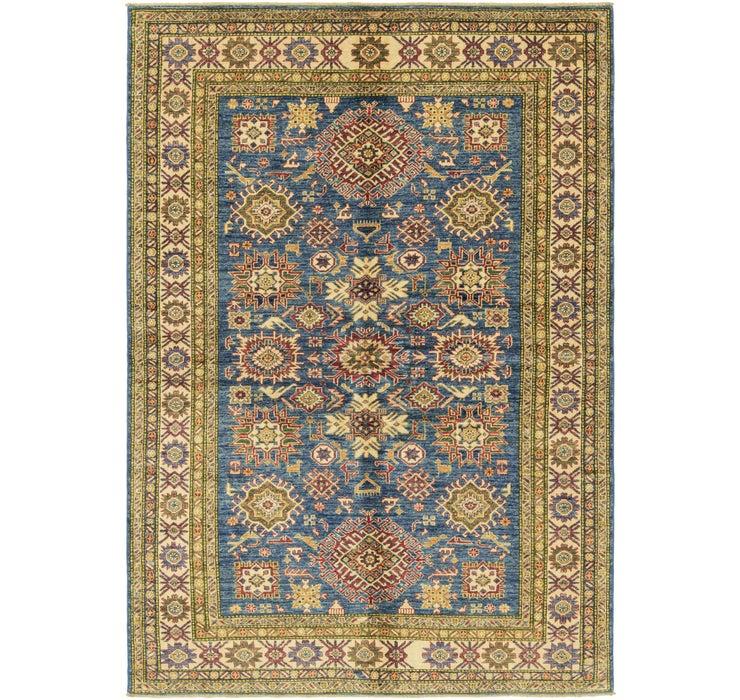 Image of 168cm x 245cm Kazak Oriental Rug