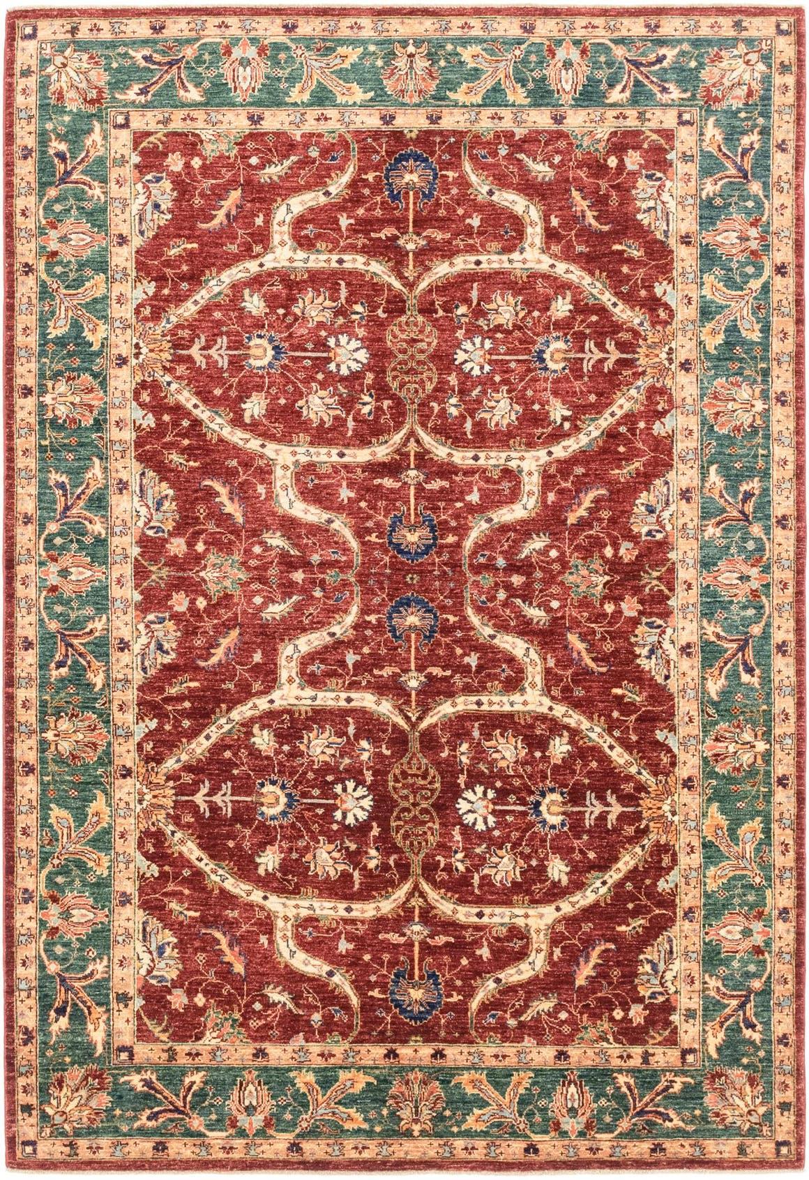 6' 1 x 8' 10 Ariana Ziegler Oriental Rug main image
